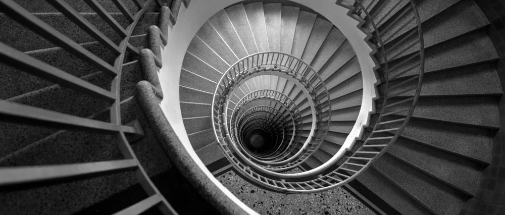 Spiral Staircase - AHE Partnership